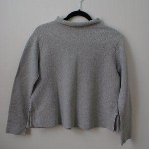 boxy COS sweater